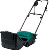 Electric Lawn Raker Hire