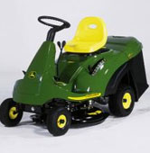 Ride on Lawn Mower Hire